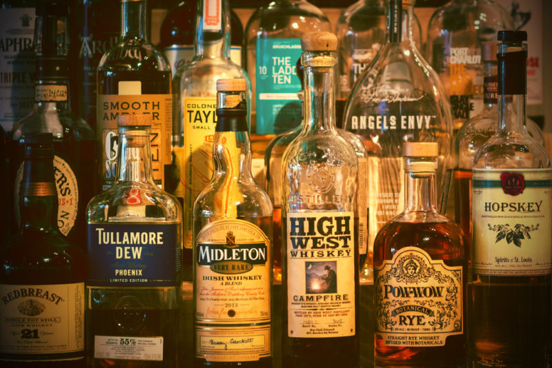 Irish & Scotch Whiskey