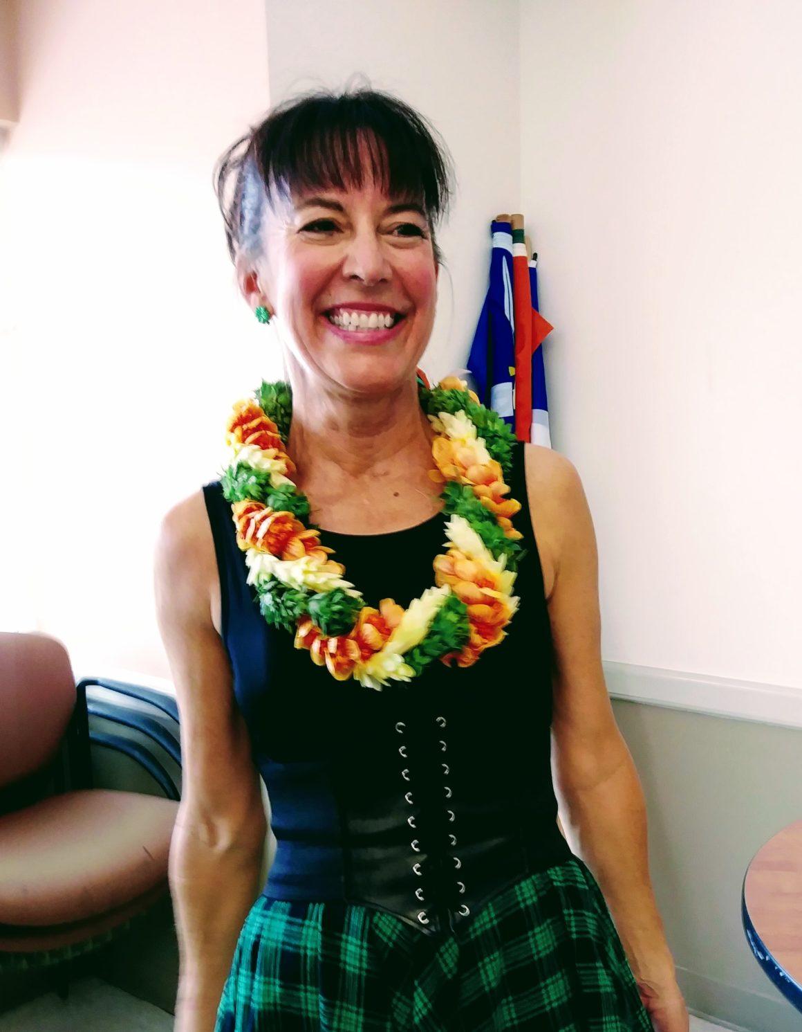 Lynn Scully – Irish Person of the Year!